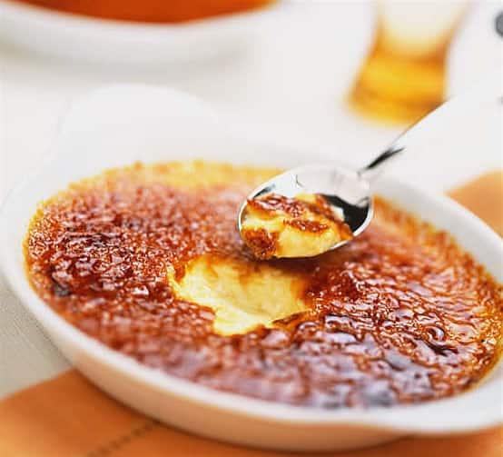 Savez-vous cuisiner la recette de la crème brûlée?